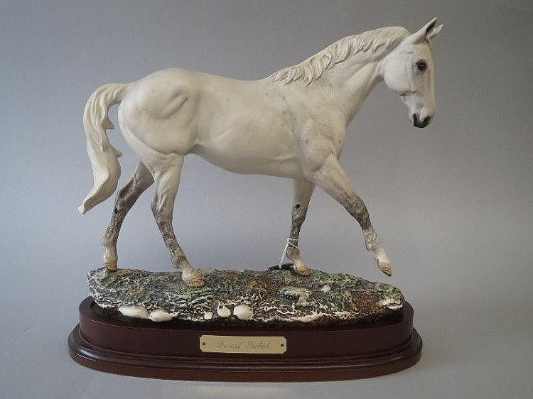 Royal Doulton porcelain model of Desert Orchid