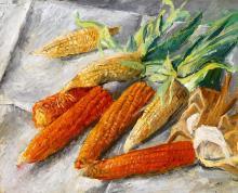 Still Life with Corns
