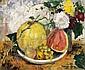 Iványi Grünwald Béla 1867-1940 Autumn Still Life,, Bela Ivanyi Grunwald, Click for value