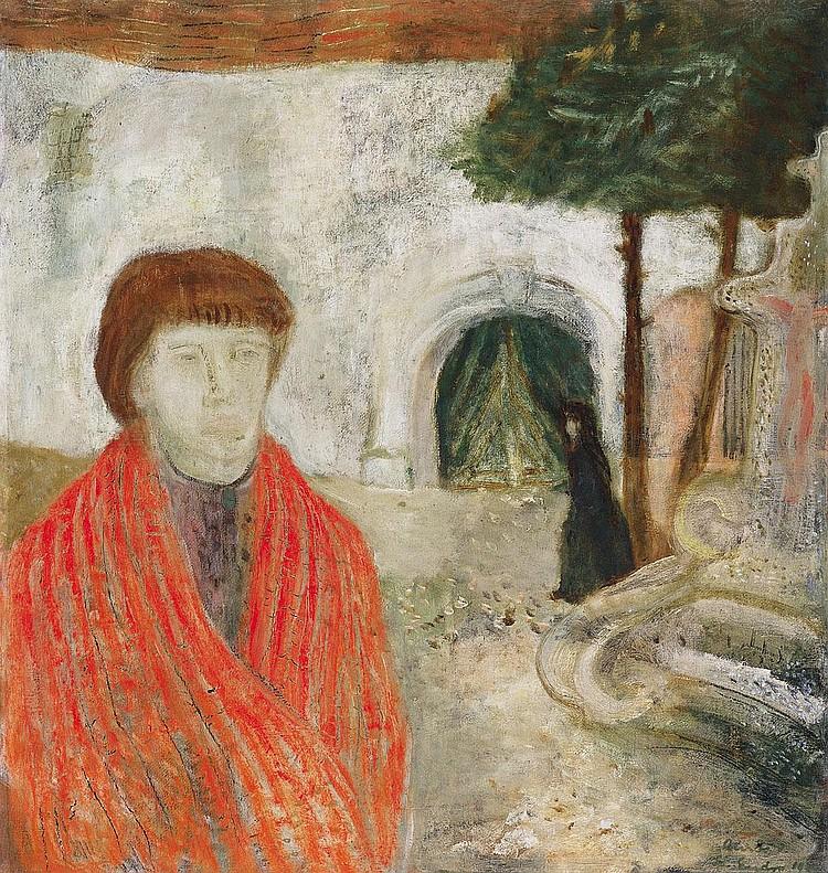 Ámos Imre 1907-1944 Remembrance (Szentendre), 1935