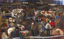 Market, 1934