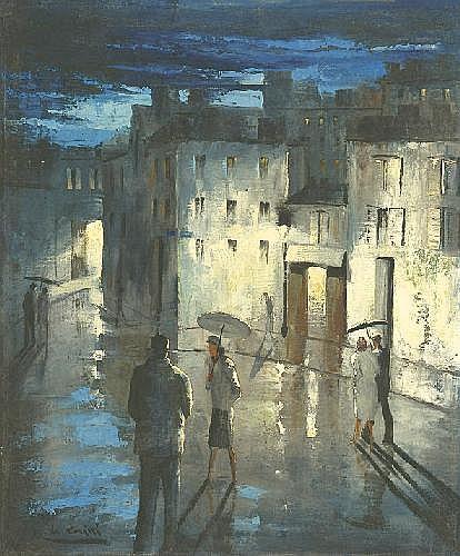 Corini Margit 1897-1982 Paris 60×50 cm oil on