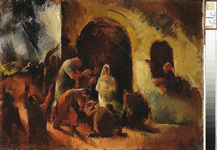 Aba-Novak, Vilmos (1894 - 1941) The Shepherds'