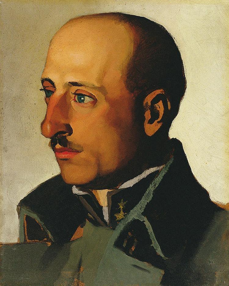 Aba-Novak, Vilmos (1894 - 1941) The Portrait of
