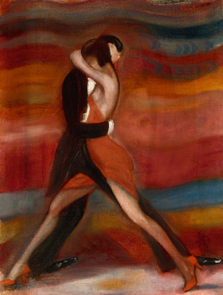 Art Deco, Tango