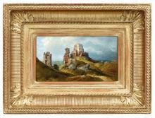 Romantic Landscape with Ruins, 1891