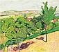 Gara Arnold: 1882 - 1929: Hillside in sunshine,