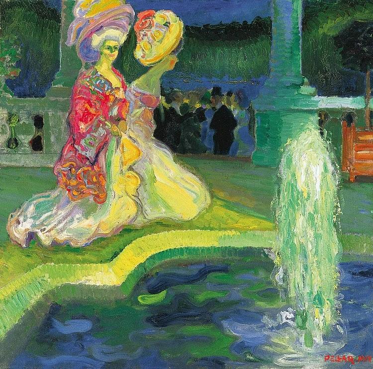 Hanns Pellar: Bécs, 1886 - 1972, Bécs: Garden