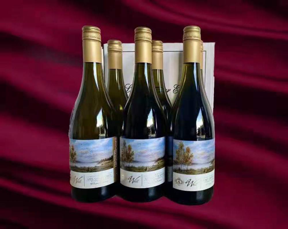 6 x Lake Cooper Vineyard Well White Classic 2019