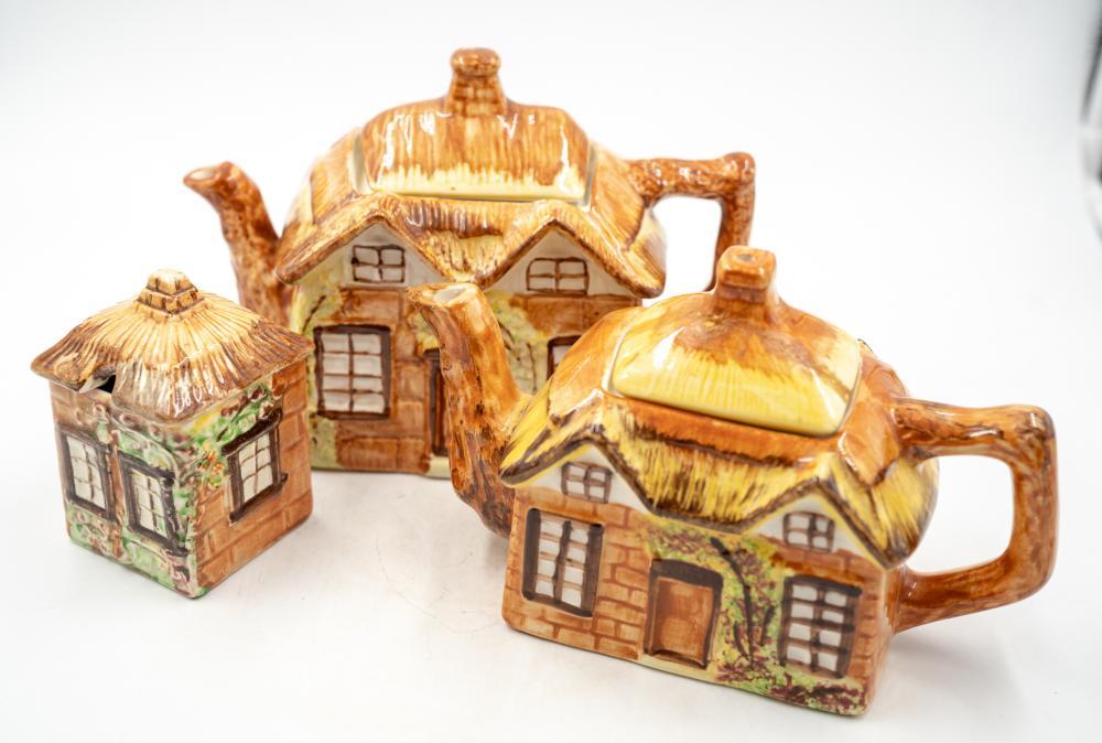 Set of 3 Pride Kensington Porcealin Teapot set