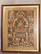Tibetan 18/19 Century Tangka