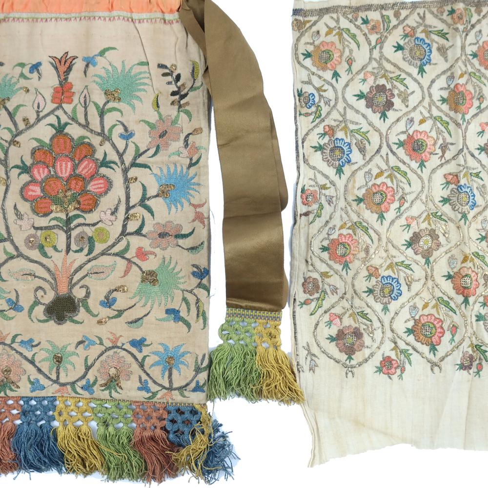Ottoman embroidery: to include a substan