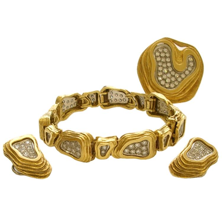 Diamond Gold Suite 1975