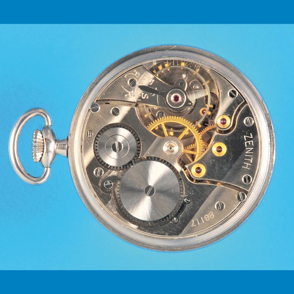 Zenith tailcoat watch
