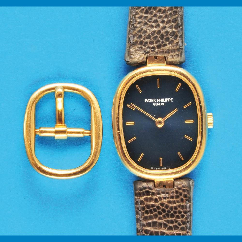 Patek Philippe Golden Ellipse ladies wristwatch