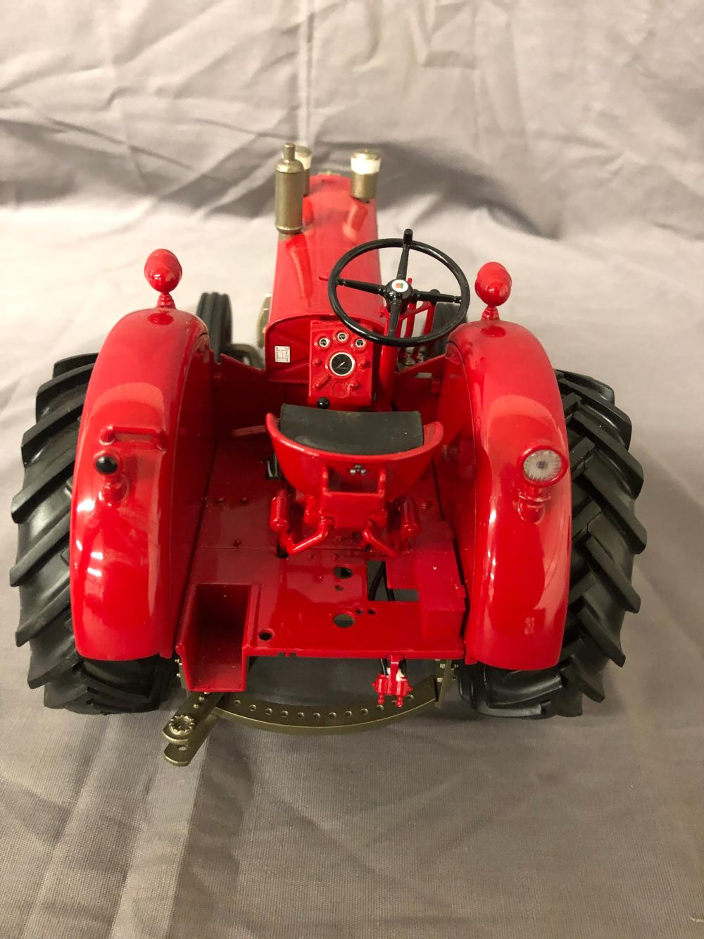 Lot 6: 1/16th Scale Massey Ferguson 98