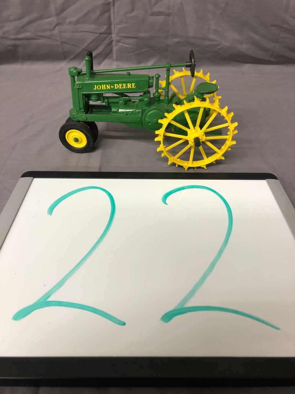 1/16th Scale JD Model A