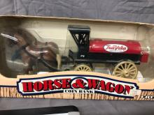 Lot 40: 1/25th Scale Truck & Bank