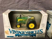 Lot 51: (2) 1/43rd Scale Tractors