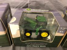 Lot 59: (3) 1/64th Scale John Deere Authentics
