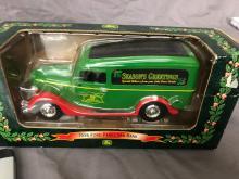 Lot 92: (3) John Deere Truck Banks