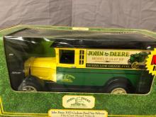 Lot 105: (3) 1/25th Scale John Deer Pickups