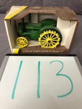 Lot 113: 1/16th Scale John Deere 1953 Model D