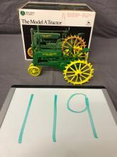 Lot 119: 1/16th Scale Precision John Deere Model A