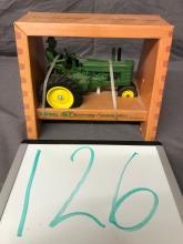 Lot 126: 1/16th Scale John Deere 40th Anniversary A