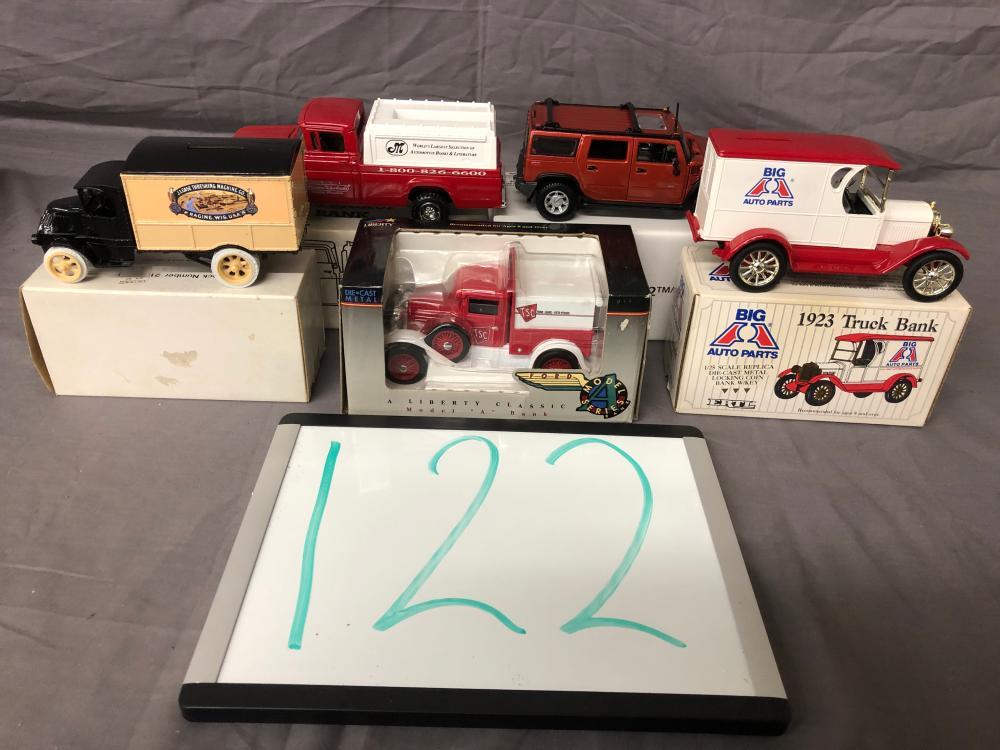(5) Small Trucks