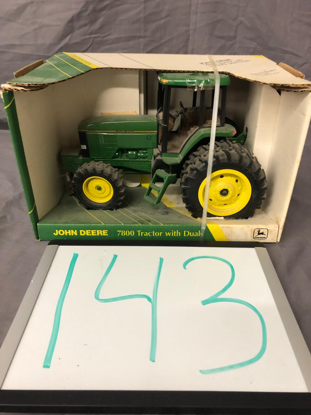 Lot 143: 1/16th Scale John Deere 7800