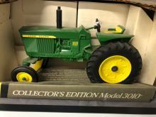 Lot 141: 1/16th Scale John Deere 1960 3010 Tractor