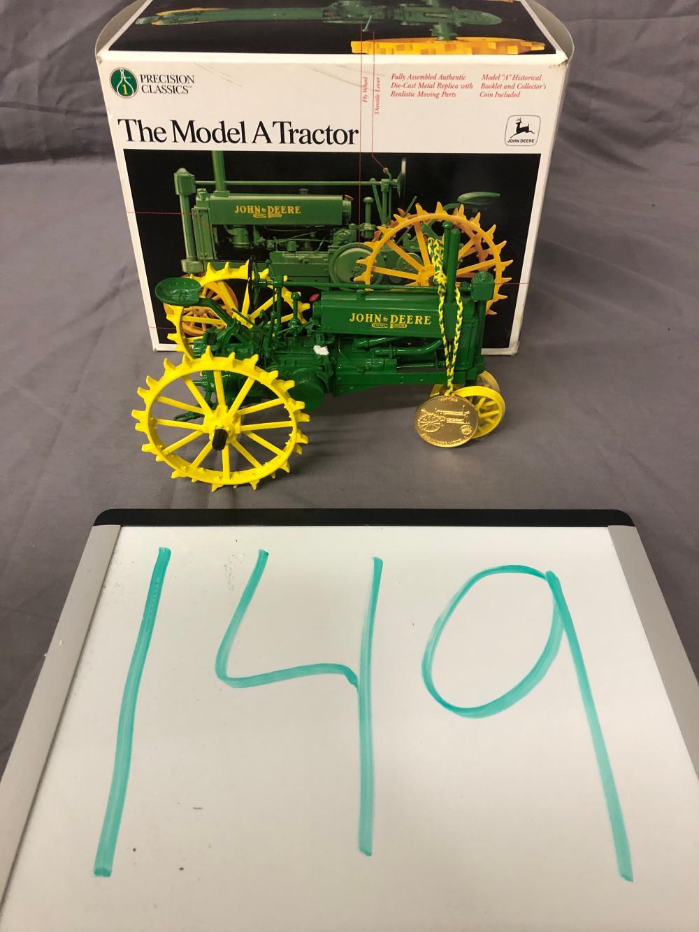 1/16th Scale Precision John Deere Model A
