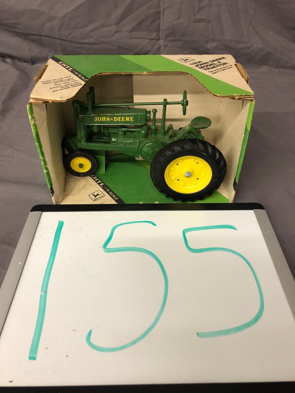 1/16th Scale 1934 John Deere Model A