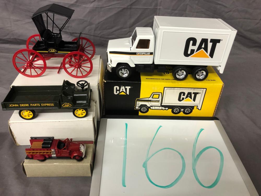 (4) Miniature Vehicles