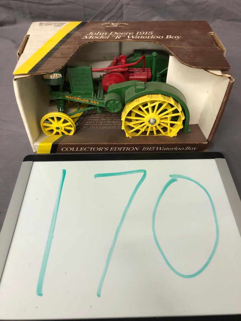 1/16th Scale John Deere Model R Waterloo Boy