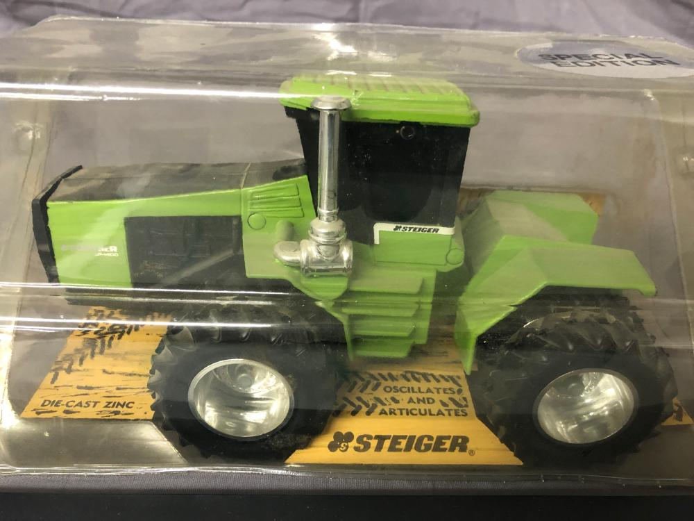 Lot 169: 1/32nd Scale Steiger Panther 1000 Special Edition