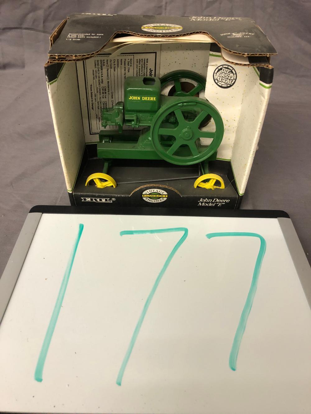 1/6th Scale John Deere Model E Engine