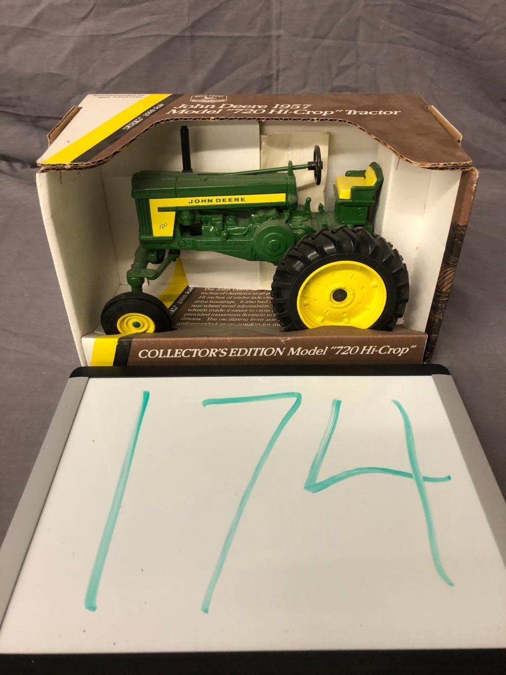1/16th Scale John Deere 720 Hi-Crop