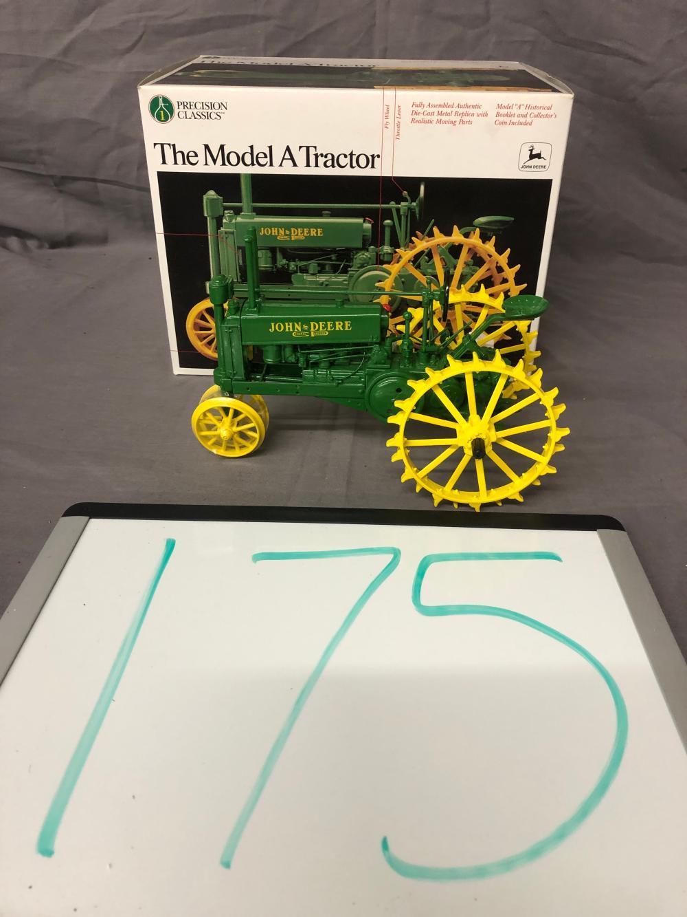 1/16th Scale Precision John Deere A