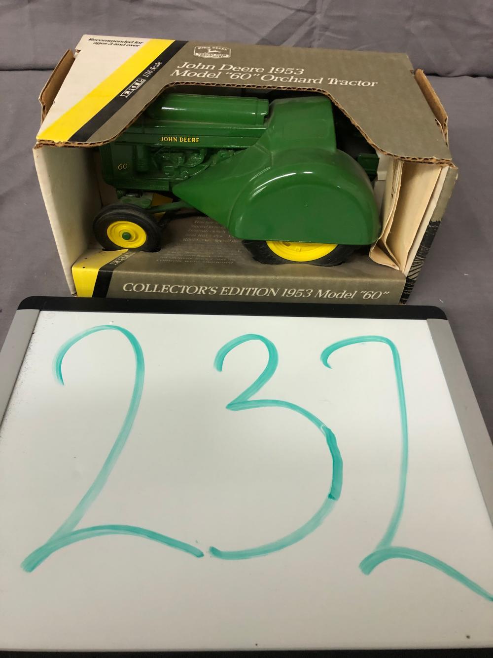 Lot 232: 1/16th Scale John Deere 60 Orchard
