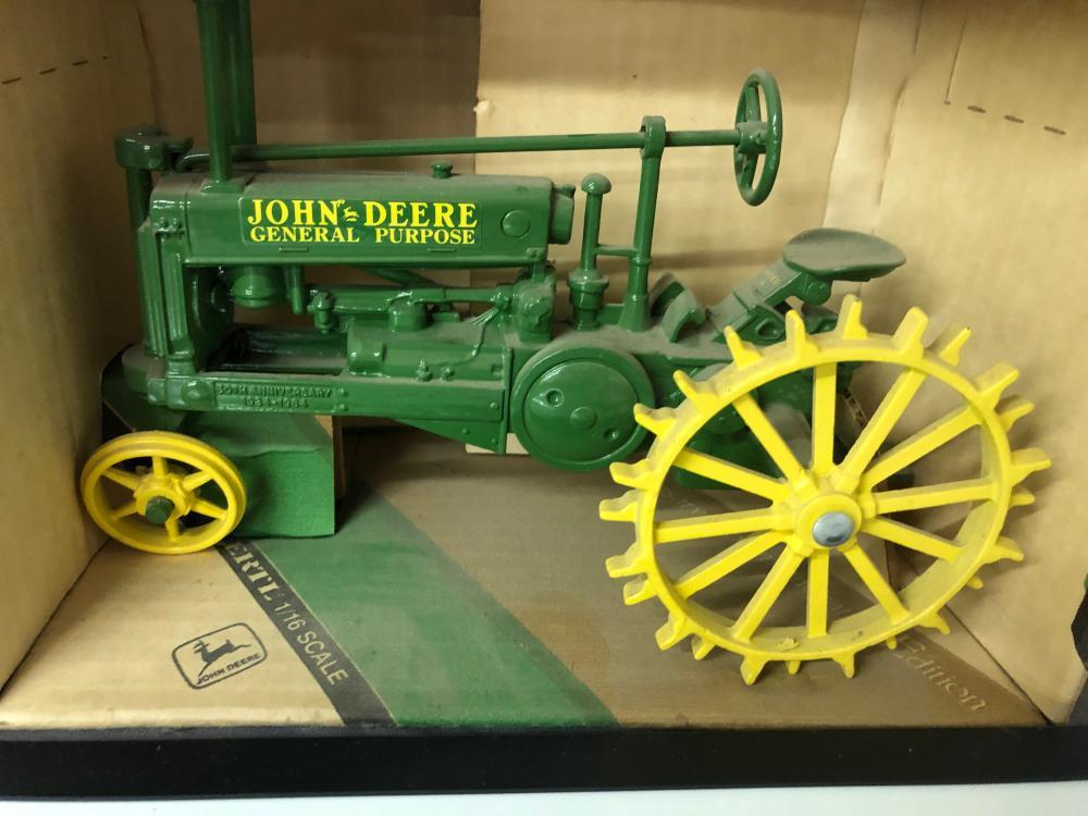 Lot 231: 1/16th Scale John Deere Model A