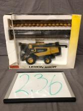 Lot 236: 1/32nd Scale Lexion 590R Combine