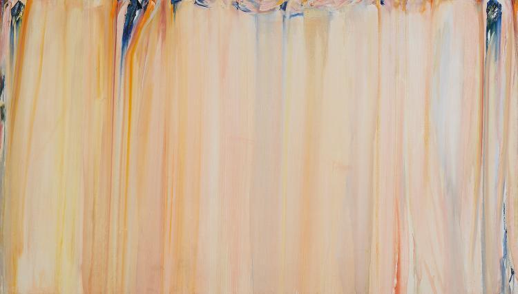 Olivier DEBRE (Paris, 1920 - Paris, 1999) RAYE CLAIRE DE LOIRE