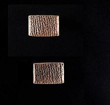 TABLETTE CUNÉIFORME  Art sumérien, 2027 avant J.C.  Matériau  Argile