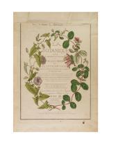 Nicolas-François REGNAULT (1743-1810 ?)  LA BOTANIQUE MISE À LA PORTÉE DE T