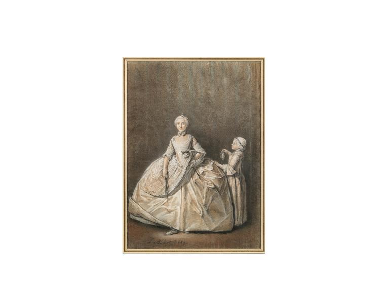 Louis AUBERT (Paris, 1720- vers 1800)