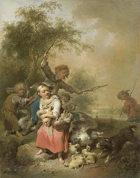 SEEKATZ, JOHANN CONRAD (Grünstadt 1719 - 1768