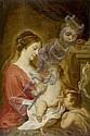 Attributed to HOECKE, JAN VAN DEN (1611 Antwerp, Jan van den Hoecke, Click for value