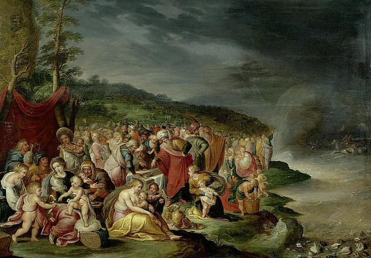 FRANCKEN, HIERONYMUS III (1611 Antwerp after 1661)